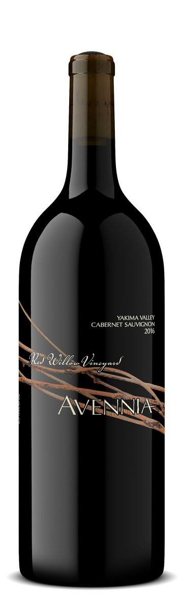 2016 Red Willow Cabernet Sauvignon Magnum